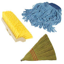 Brushes, Sponges & Mops