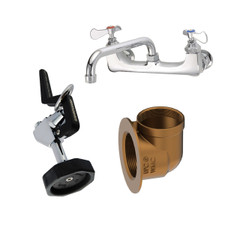 Commercial Faucets & Parts