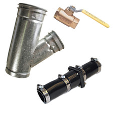Gas Valves & Fittings