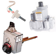 Water Heater Gas Valves & Controls